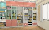 Muebles de madera modernos italianos del sitio de estudio (zj-004)