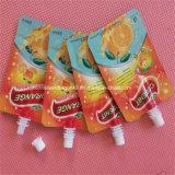 Pet/Al/CPPの飲み物のための口が付いているスタンドアップ式の袋袋