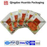 平らな密封されたFDAはプラスチック食品包装袋、軽食袋を等級別にする