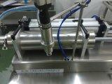 Semi-automático de la Máquina Neumática de Llenado Horicontal