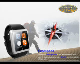Horloge van de Sport van het Polshorloge van de Horloges van Bluetooth van Smartwatch het Slimme U10L Digitale