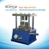 Machine sertissante cylindrique de 18650 cas pour le laboratoire