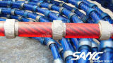 China, das gute Qualitätsdiamant-Draht für Marmor-und Granit-Draht sah, sah Hersteller