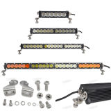 37.5inch 9-32V White Amber 180W CREE LED 4X4 Light Bar