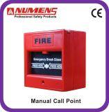 Point manuel d'appel de système d'alarme d'incendie (461-002)