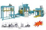 Oltre la macchina per fabbricare i mattoni del cemento della costruzione di esperienza di 20 anni (QT10-15)