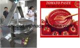 믹서를 가진 기계를 요리하는 남비 고추 풀을 요리하는 스테인리스 토마토 페이스트