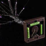 20 PCS-LED-Licht-Batterie betrieben Table Top Weihnachten Dekorative Baum-Licht