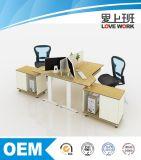 T-Form Büro-Tisch-modularer Partition-Arbeitsplatz (FR-2T)