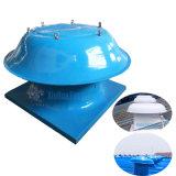 Ventilador de ventilação de telhado industrial de telha Fiber Glass para uso ao ar livre