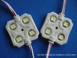 módulo do diodo emissor de luz de 12VDC 4PCS SMD5050 com Ce RoHS