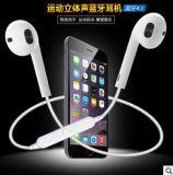 Mouvement direct de point mort d'oreille d'écouteur de radio de l'universel 4.1 de téléphone mobile d'usine d'écouteur de S6 Bluetooth