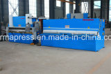 "tesoura hidráulica resistente do metal de folha de 6-1/2' (80 "") X 10 GA Baileigh: Sh-8010HD"