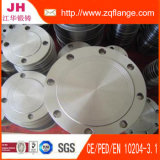 Flange do aço de carbono Ss400 JIS 16k
