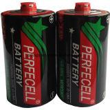 Zubehör-Superqualitätstrockene Batterie mit R20s/D/Um-1/1.5V