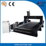 Ranurador de piedra/maquinaria del CNC Acut-1530 para grabar con el SGS