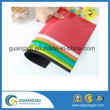 Oberflächenfreigabe-Papier Belüftung-buntes flexibles Rollengummimagnet