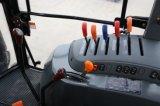 Trator novo agricultural chinês de Waw 120HP 4WD para a venda