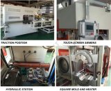 PVC UPVC Pipe Belling Tube Making Machine Agrandando Máquina