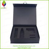 Alta calidad cosmética caja del cajón con el espejo