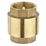 Латунный клапан фильтра с пластичным сердечником или сердечником латуни