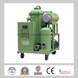 O óleo de lubrificação elevado do purificador do óleo lubrificante da viscosidade de Gzl-300China recicl o equipamento da limpeza do petróleo hidráulico da máquina (o ISO)