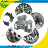 Novo triturador de plástico para resíduos de cozinha / osso animal / resíduos municipais / madeira / pneu / espuma