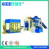 Qt10-15c hydraulischer automatischer Ziegelstein-Block, der Maschine herstellt