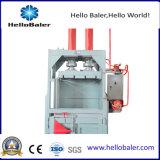 Nouvelle machine à balles verticales en aluminium / Can / Pet / Paper Baler