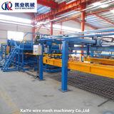 溶接された具体的な補強の棒鋼の網機械