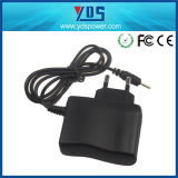 De EU Wall Plug Adapter 5V 0.5A 2.5*0.7