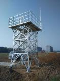 Stahl-galvanisierte freier Standplatz-Uhr-Aufsatz