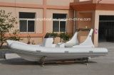 6.2m Liya Factory Direct Top Sale Inflatable Fabric PVC Boat