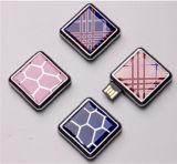 2015 새로운 디자인 사각 금속 USB 섬광 드라이브