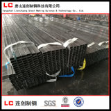 ASTM A500のJIS G3466の長方形鋼管