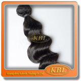 従って愛100%マレーシアの緩い波のバージンの毛