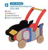 Hölzernes Push Along Cart für Children für Kids