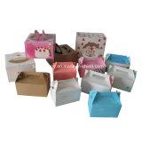 Печатание коробки картона подарка упаковывая