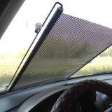フロントガラスの日曜日の陰PVC材料が付いている引き込み式車の日よけ