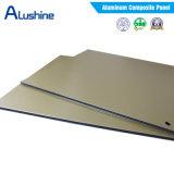 PVDF Aluminiumzusammengesetztes Plastikpanel mit konkurrenzfähiger Preis-/Fabrik-Zubehör