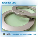 Ímã de anel de imã de neodimio permanente NdFeB de alta qualidade