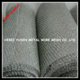 Nicht rostendes Knitted Wire Mesh Made in China