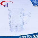 a imprensa da máquina 90ml Mão-Cortou o copo de vidro (CHM8398)