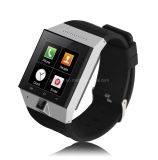 Telefone Android Smartwatch do relógio de Bluetooth 4.0 WiFi GPS 3G WCDMA