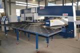 Macchina per forare della torretta di CNC, linea di produzione solare del riscaldatore di acqua