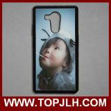 Sublimación en blanco para la caja del teléfono del compañero 8 TPU de Huawei