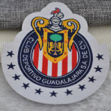 Shape especial Woven Labels para Clothing/Apparel
