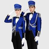 Uniforme royal de vente chaud de garde de sécurité de modèle de mode d'OEM d'usine