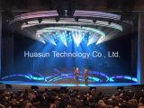 Huasun weicher LED Bildschirm/flexibler LED-Vorhang vollkommen für Ihr Stadium