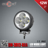 3 Inch 12W (4PCS*3W) LED Work Light mit CER RoHS ECE ISO (SM-3012-RXA)